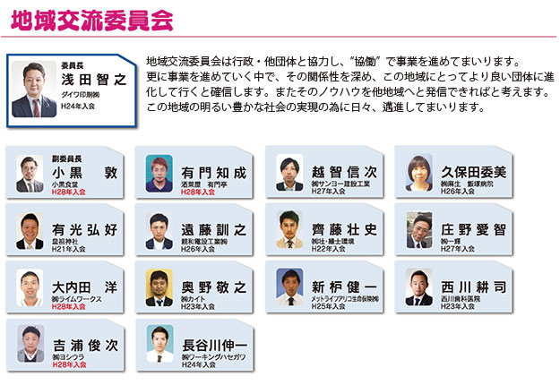 2016年会員